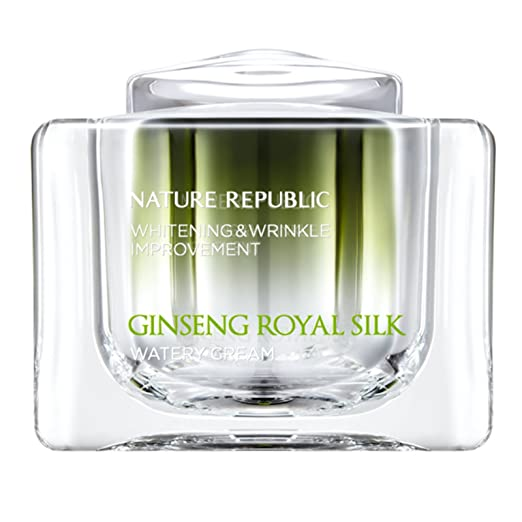 [NATURE REPUBLIC]GINSENG ROYAL SILK WATERY CREAM 60g(2.11oz)whitening&wrinkle improvement
