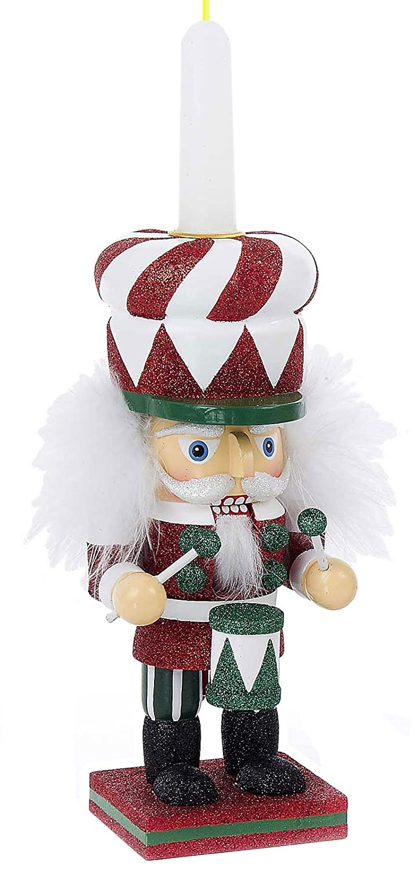 Amazon.com: Nutcracker Christmas Candle Holders [1HA0159B]: Home ...