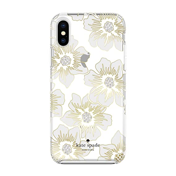 Kate Spade New York Phone Case | For Apple iPhone XS Max | Protective Phone Cases with Slim Design, Drop Protection, and Floral Print - Reverse ...