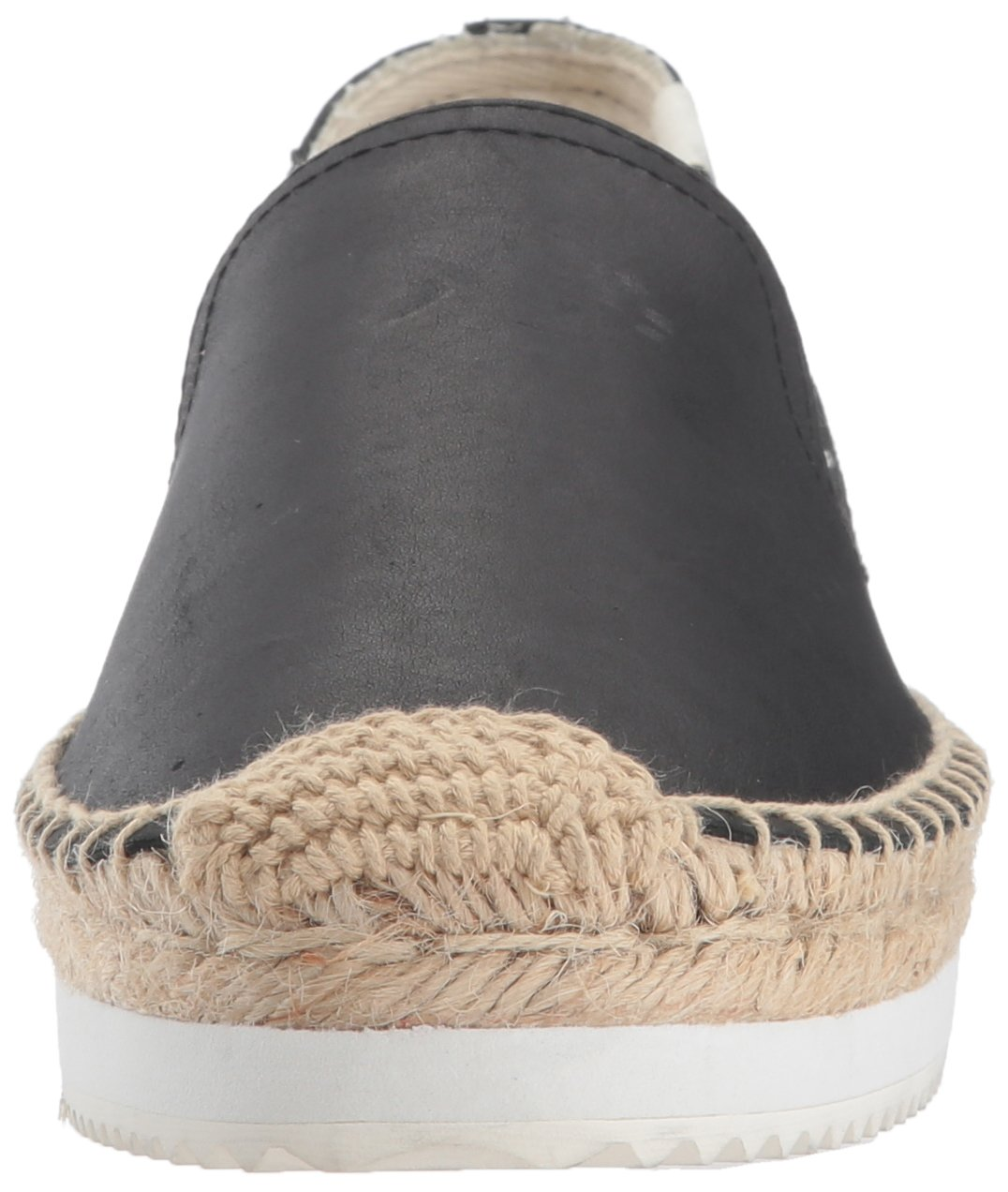 Soludos Women's MIX Sole Smkg Slipper Platform, Black, 8.5 B US by Soludos (Image #4)