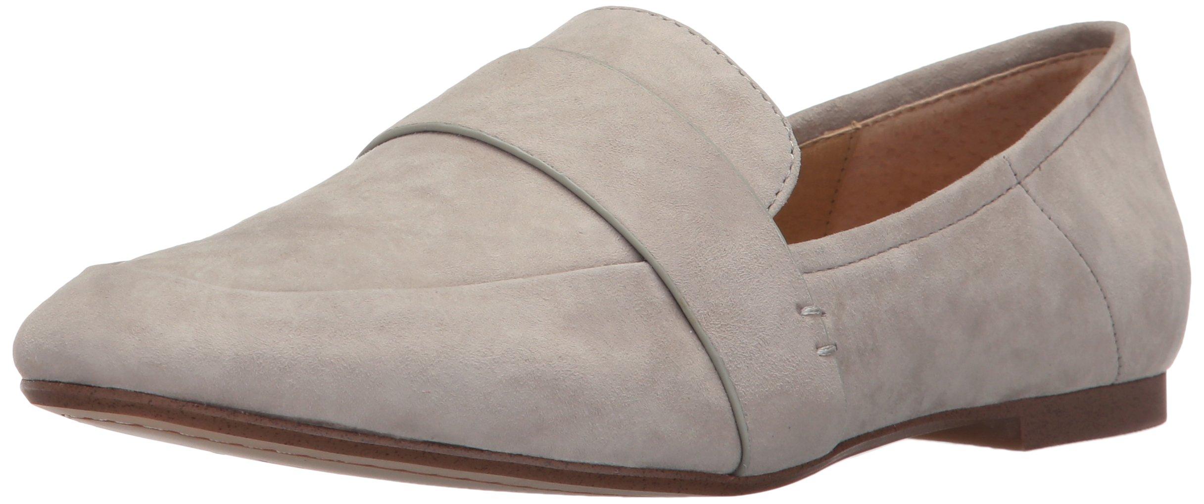 Splendid Women's Delta Loafer Flat, Grey, 8 Medium US