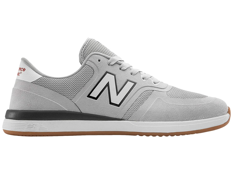 Buy New Balance Numeric 420 Grey/Red