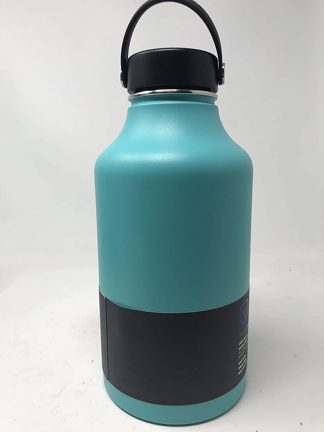 Amazon.com: Hydro Flask, Wide Mouth with Flex Cap Mint 64 ...