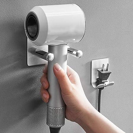 Support de Fixation Murale pour Support de sèche Cheveux et