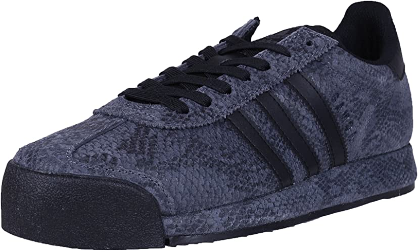Adidas Samoa Cuir à bout rond Chaussures de sport: ADIDAS: Amazon ...