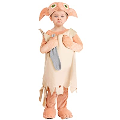 Princess Paradise Deluxe Dobby Toddler Costume: Toys & Games