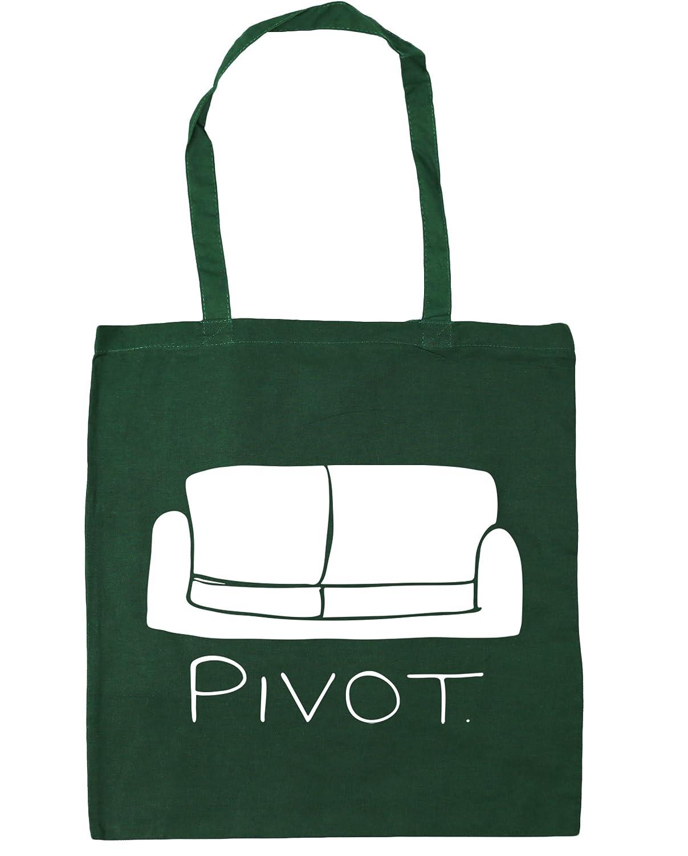 HippoWarehouse Pivot Tote Shopping Gym Beach Bag 42cm x38cm, 10 litres 3045-TOTE-Black