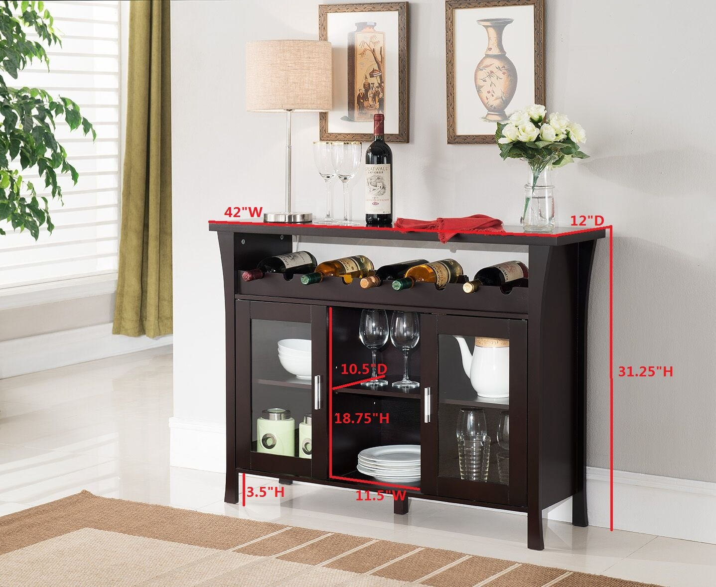my range love on the west at s problem rack only this application console is priced that modern i dining for design wine price with offer table furniture thats of elm