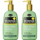 ShiKai Lotion, Dry Skin Therapy, Borage, 8-Ounces (Pack of 2)