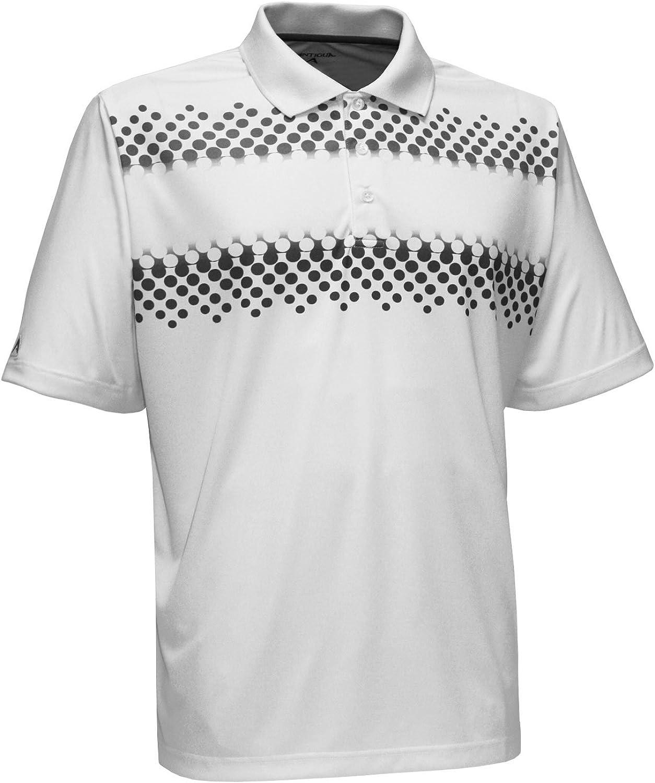 Antigua - Camisa casual - para hombre multicolor blanco/negro Talla:small: Amazon.es: Deportes y aire libre