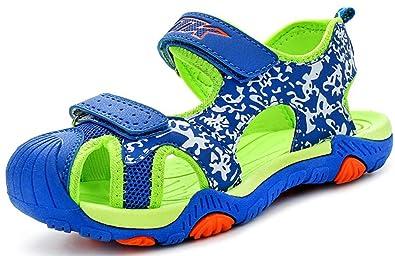 1eb8851a8b89d Sandales pour Enfants Chaussure de Sport en Plein air Sneakers de Plage et  de Piscine d