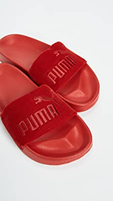 95c605df3ec Puma Women s Leadcat Velour Barbados Cherry 9.5 B US  Amazon.in  Shoes    Handbags