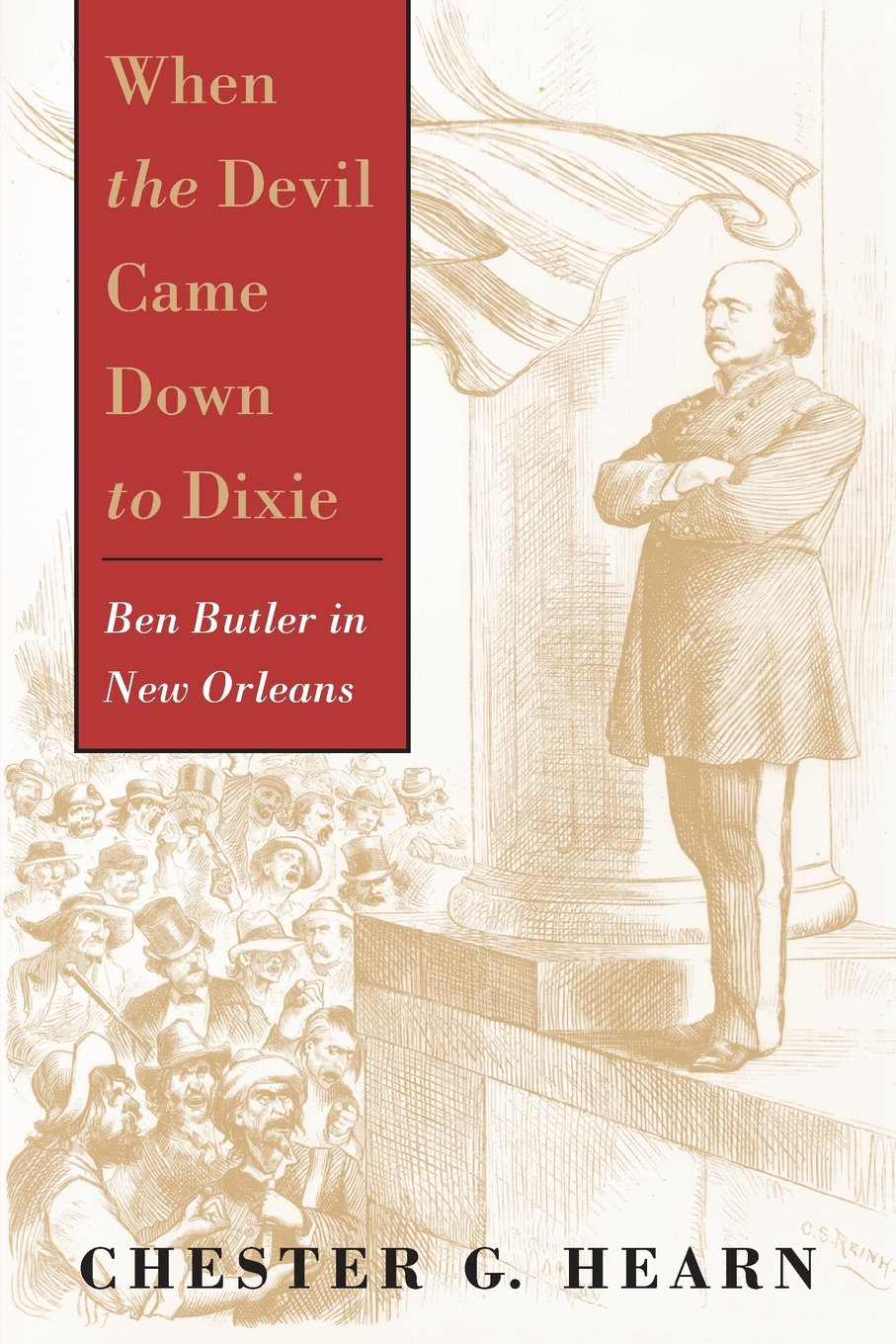 Download When the Devil Came Down to Dixie: Ben Butler in New Orleans ebook