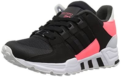 cheap for discount 508fc 81263 adidas Originals Girls EQT Support J Running Shoe, BlackTurbo Fabric, 3.5