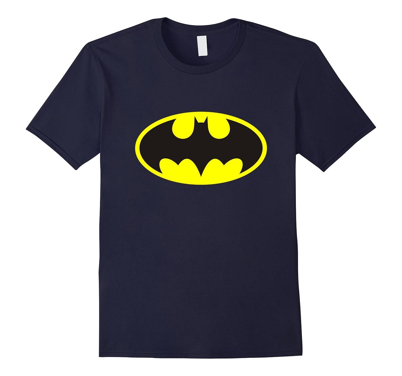 Bat man - Classic Lo go T-Shirt for Men, Women, Kids-BN