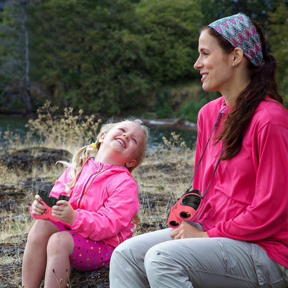 KITY Jumelles et R/ésistantes Aux Chocs pour Enfants
