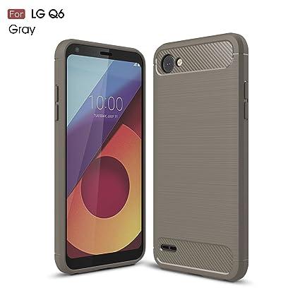 BCIT LG Q6 / Q6 Plus Funda Carcasa Caso Cubierta de ...