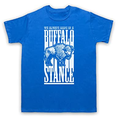 Inspiriert durch Neneh Cherry Buffalo Stance Unofficial Herren T-Shirt,  Blau, 2XL