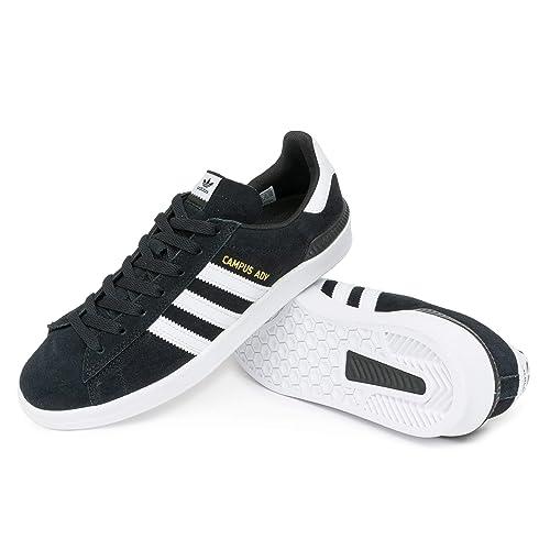 86f4b134b4e083 adidas Unisex-Erwachsene Campus ADV Skateboardschuhe Schwarz 40 EU  Adidas   Amazon.de  Schuhe   Handtaschen