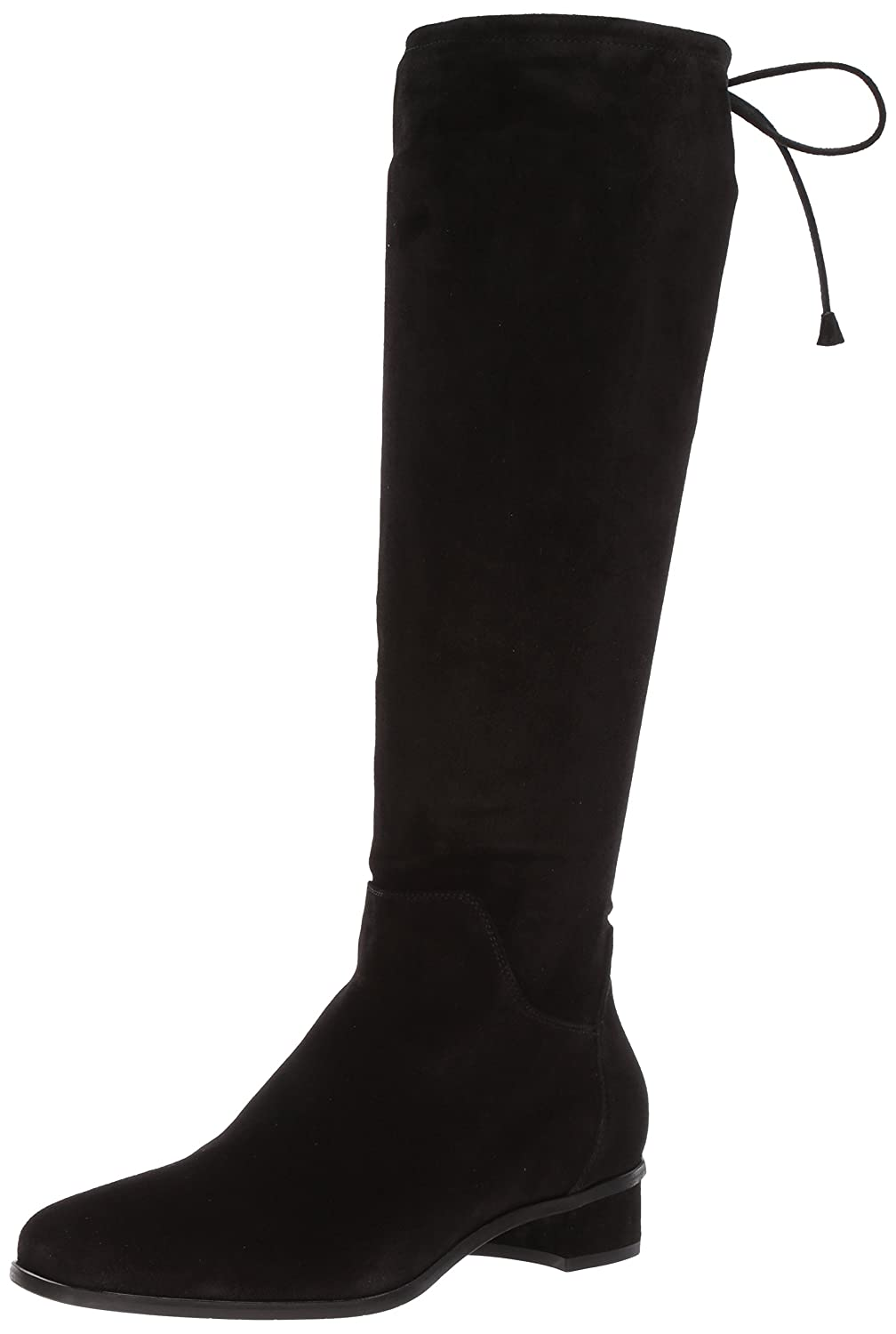 Aquatalia Women's Lisandra Suede Over The Knee Boot B06X6GGDFP 10.5 B(M) US|Black