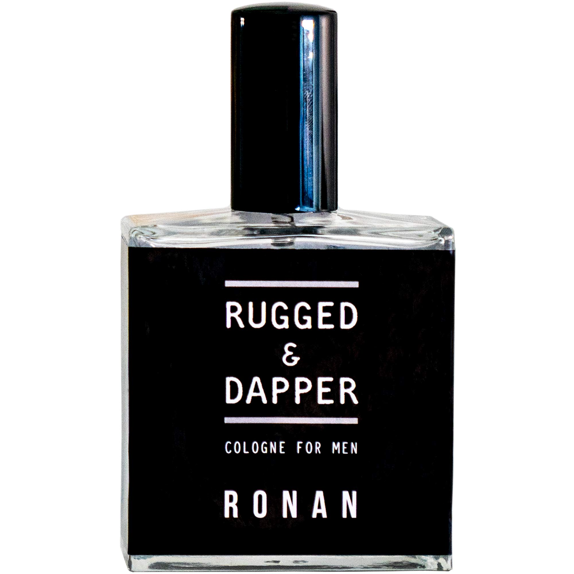 RUGGED & DAPPER Cologne for Men, RONAN 3.4 Oz