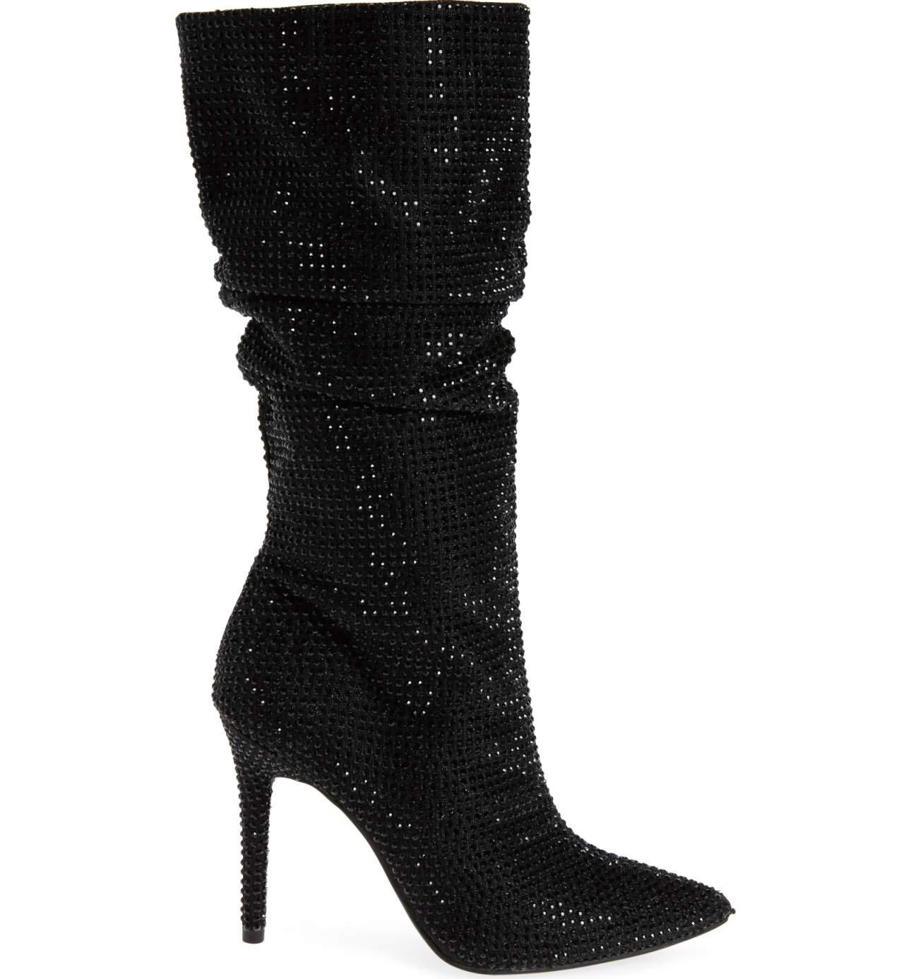 Jessica Simpson Women's Layzer B072YDXDYH 7.5 M US Black