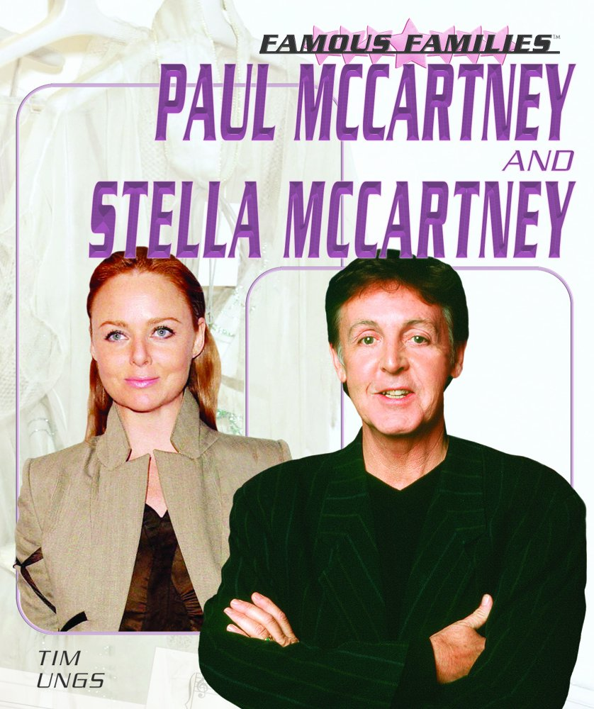 Download Paul Mccartney And Stella Mccartney (Famous Families) pdf