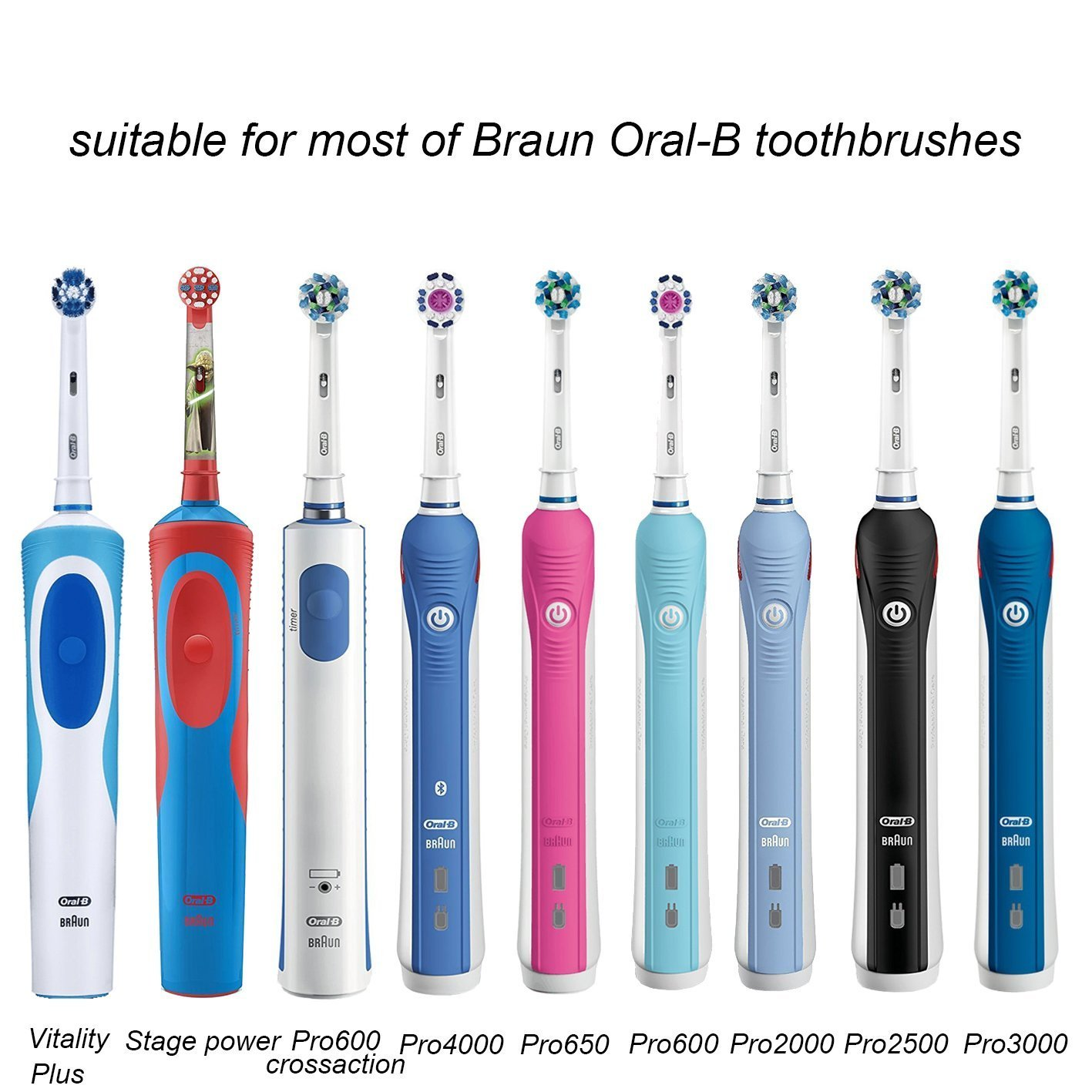 Portable Electric Toothbrush Travel Case For Oral B Braun Holder Box Outdoor Cam