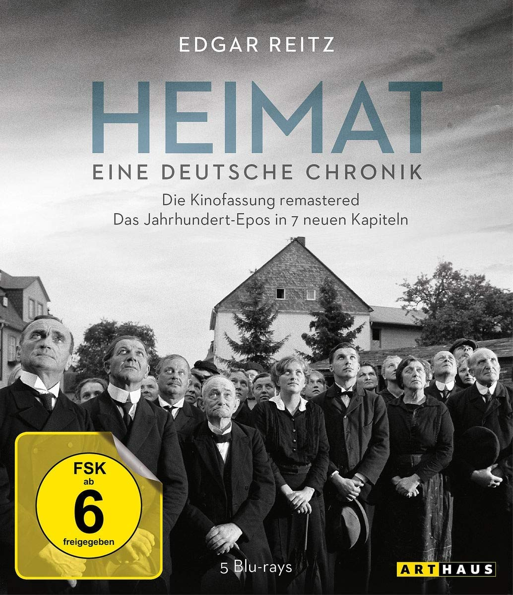 Amazon Com Heimat Eine Deutsche Chronik Reitz Edgar Steinbach Peter F Mamangakis Nikos Movies Tv