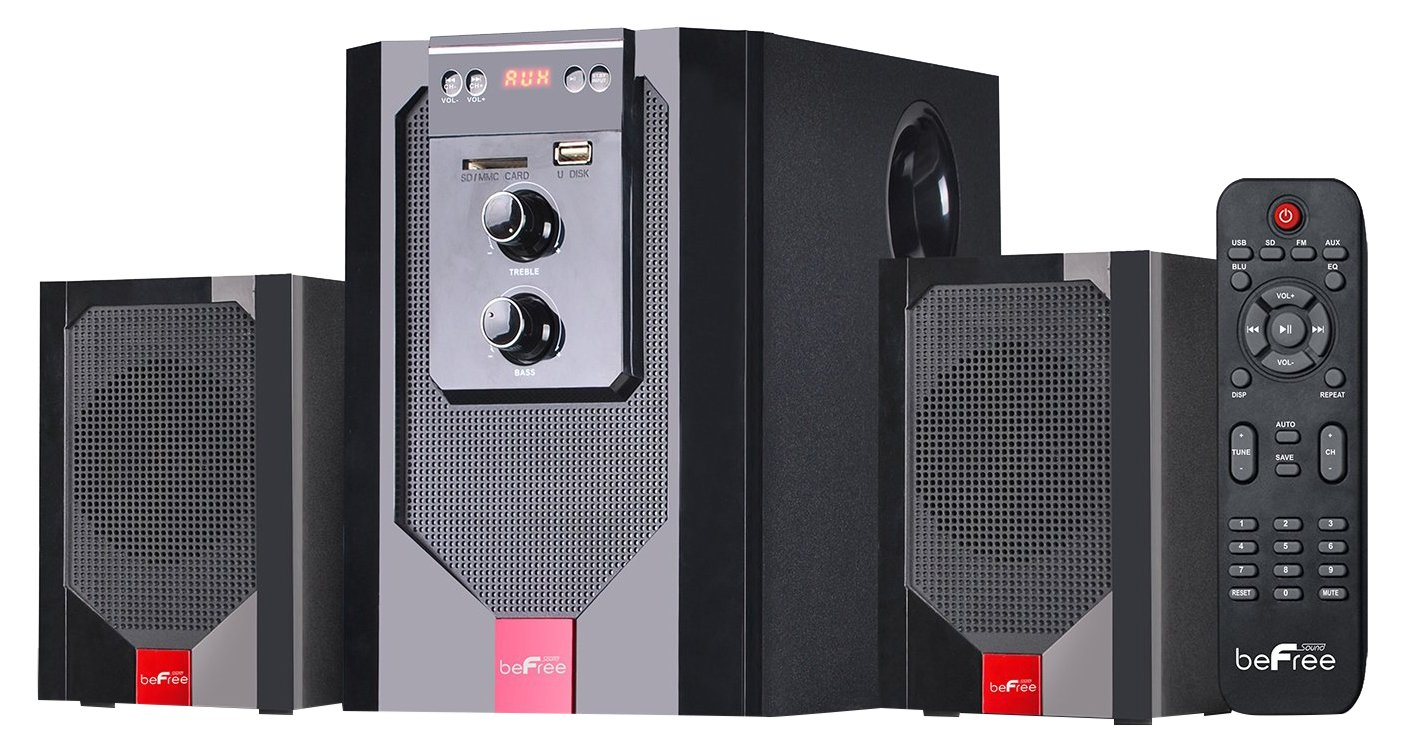 Discount Gpx Ht050b 5 1 Channel Home Theater Speaker