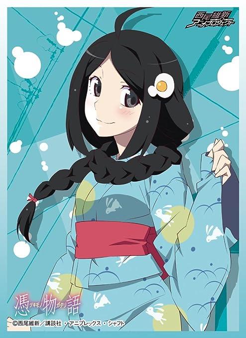 Amazoncom Tsukimonogatari Tsukihi Araragi Card Game Character