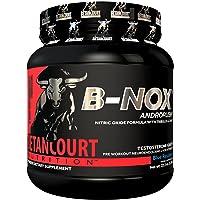 Betancourt Nutrition B-NOX Androrush Pre-Workout - (35 serve) 633g - Blue Raspberry