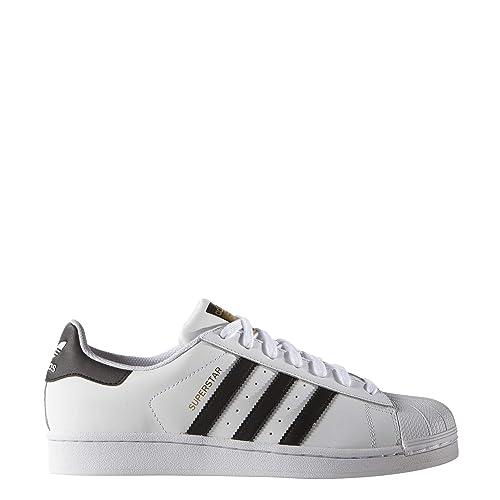adidas - Zapatillas para Hombre Blanco Blanco: Amazon.es: Zapatos y complementos