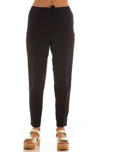 MANILA GRACE STREET - Pantalón - para mujer negro 42