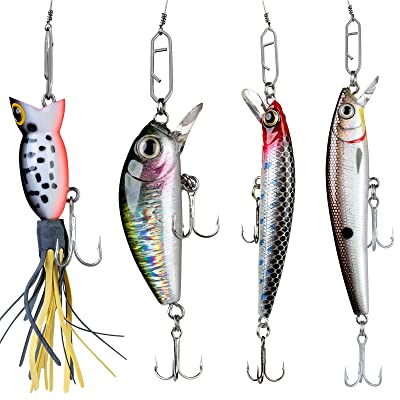 Clips Fishing Speed Clip Connector Easy Quick Change Lure Snaps 100Pcs Brand new