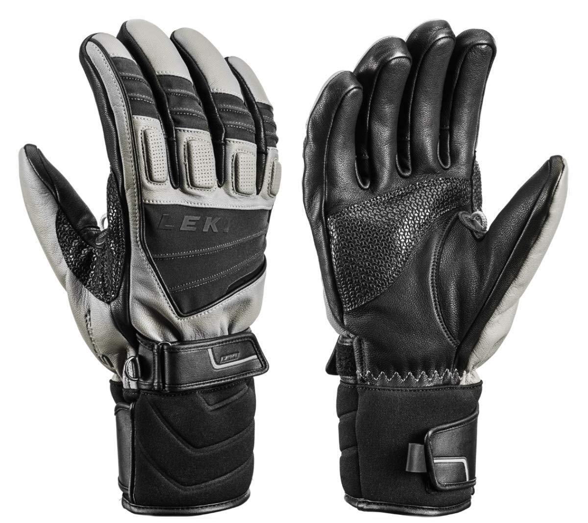 LEKI Griffin S Handschuhe (Graphit schwarz)