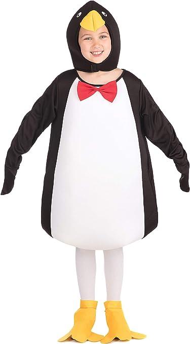 Theme Fancy Dress Disfraz infantil de Pingüino Gracioso. 10-13 ...