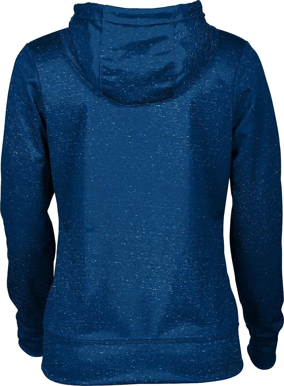 School Spirit Sweatshirt Heather ProSphere Morgan State University Girls Zipper Hoodie