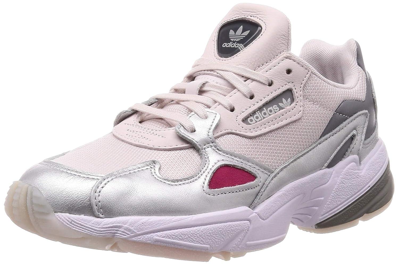 MultiCouleure (Tinorc Tinorc Plamet 000) 38 2 3 EU adidas Falcon W, Chaussures de Fitness Femme
