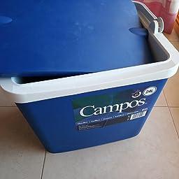 Campos Nevera portátil , azul, 24 L: Amazon.es: Deportes y aire libre