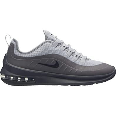 71d9e802da Nike Men's Air Max Axis Track & Field Shoes, Multicolour (Pure Platinum/ Black