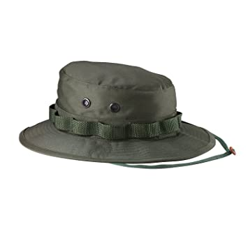 9facc335742 Rothco 100% Cotton Rip-Stop Boonie Hat  Amazon.ca  Sports   Outdoors