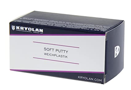 Amazon.com: Kryolan 1430/1431 suave masilla (2 tamaños ...
