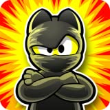 Ninja Hero Cats Premium