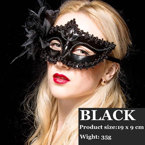 Makeup for Masquerade