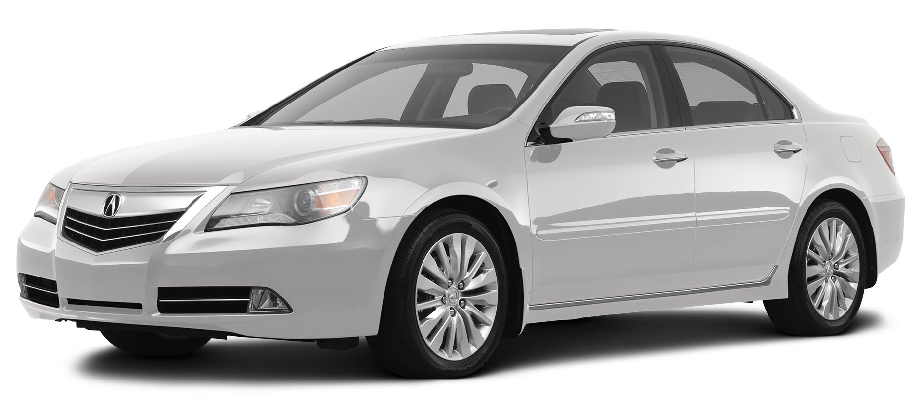 2012 Acura RL, 4-Door Sedan ...