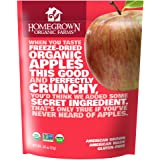 Homegrown Organic Farms Freeze Dried Apples .95 oz