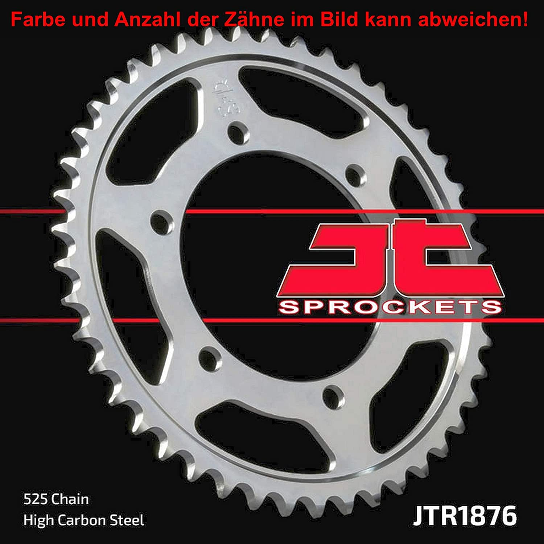 jtSprockets Chain Wheel MT-09 850 TR A Tracer ABS 2015-2016 43 Teeth JTR1876-43