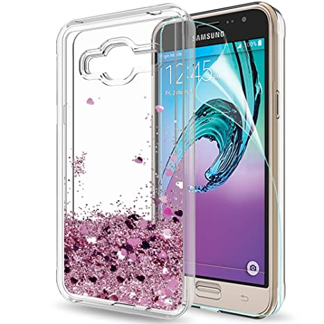 coque samsung galaxy j3 2016 rose gold