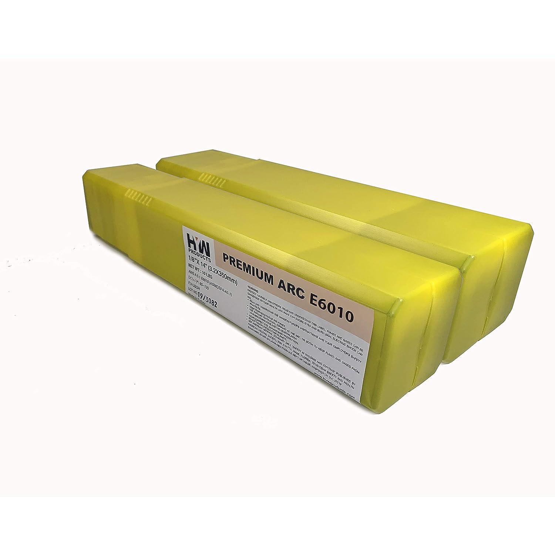 1-pk 3//32/&1//8 E6010 Stick Electrodes Welding Rods 3//32 1//8 5//32 10 lb 2-pk